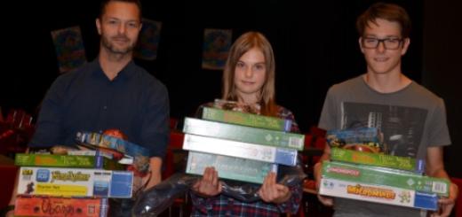 Kaerntner Spieletage Meister 2014